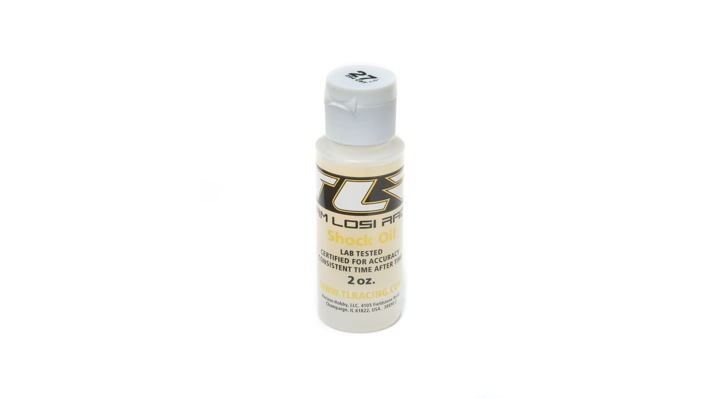 Image for Silicone Shock Oil, 27.5wt, 2oz from HorizonHobby