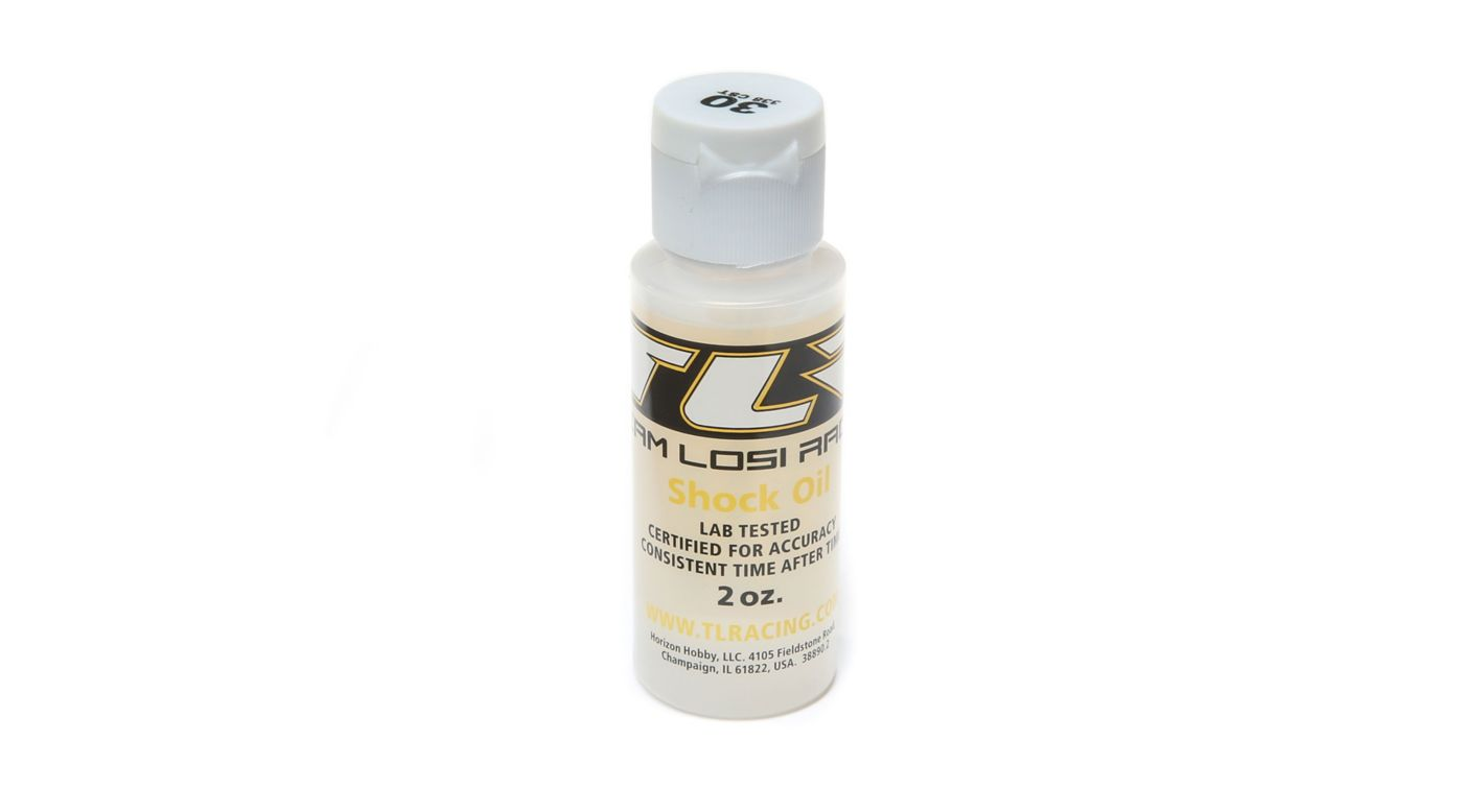 Image for Silicone Shock Oil, 30wt, 2oz from HorizonHobby