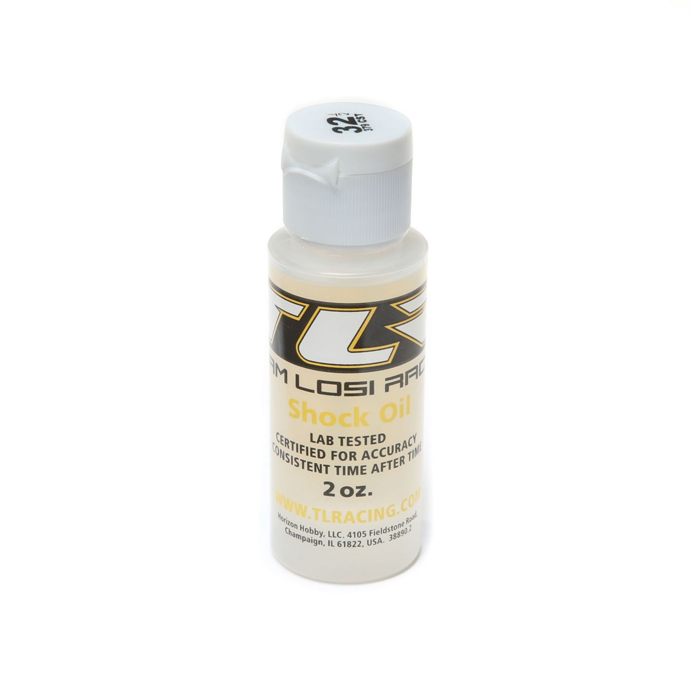 Silicone Shock Oil, 32.5wt, 2oz  (TLR74007)