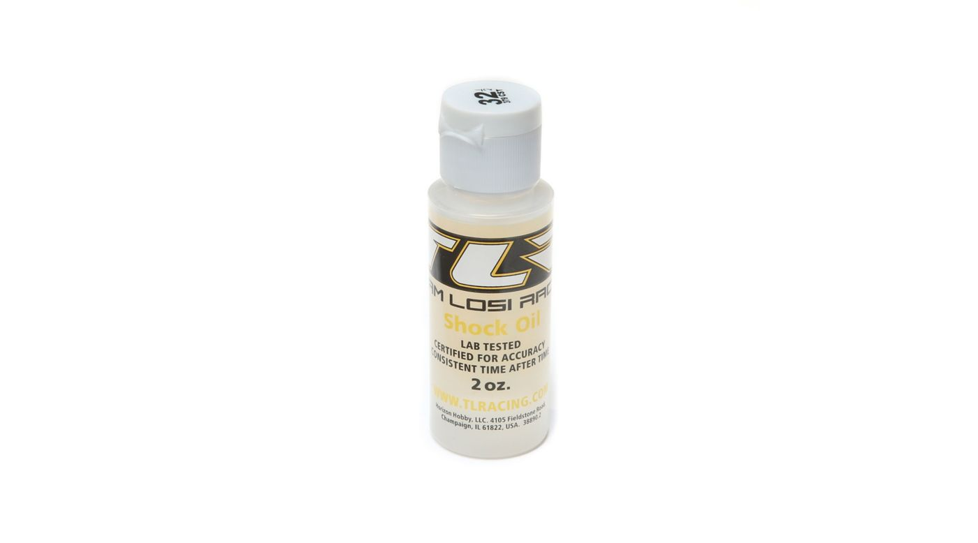 Image for Silicone Shock Oil, 32.5wt, 2oz from Horizon Hobby