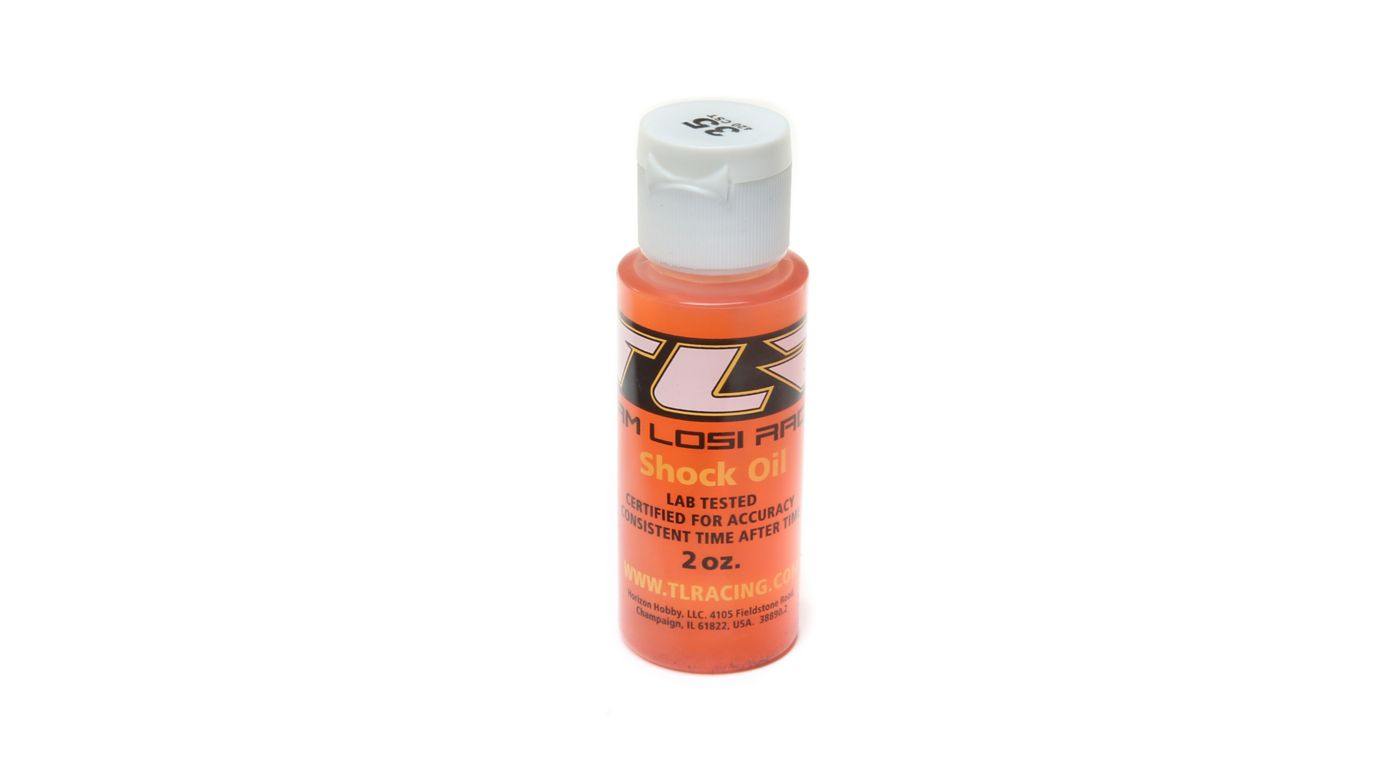 Image for Silicone Shock Oil, 35wt, 2oz from HorizonHobby