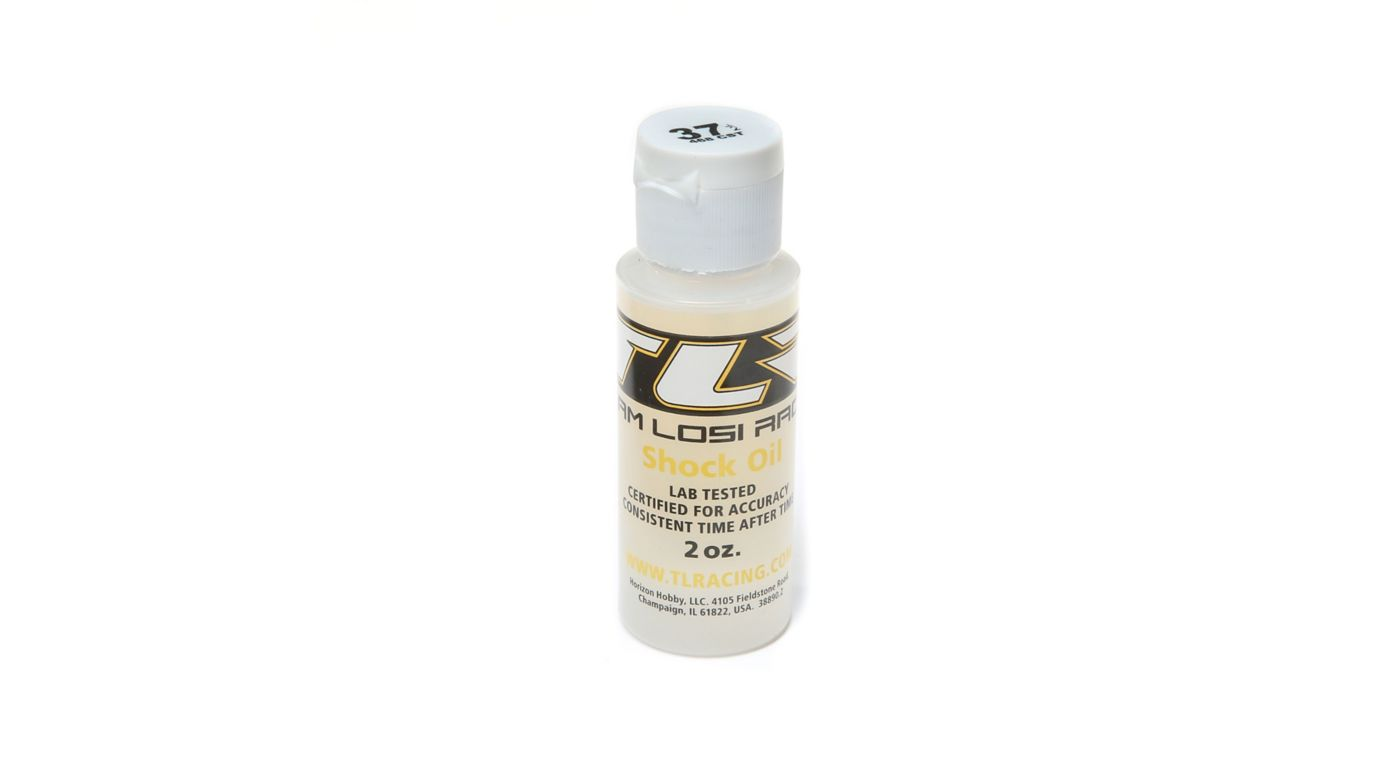 Image for Silicone Shock Oil, 37.5wt, 2oz from Horizon Hobby
