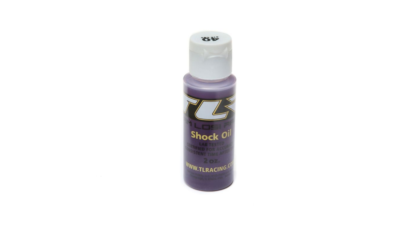 Image for Silicone Shock Oil, 40wt, 2oz from HorizonHobby