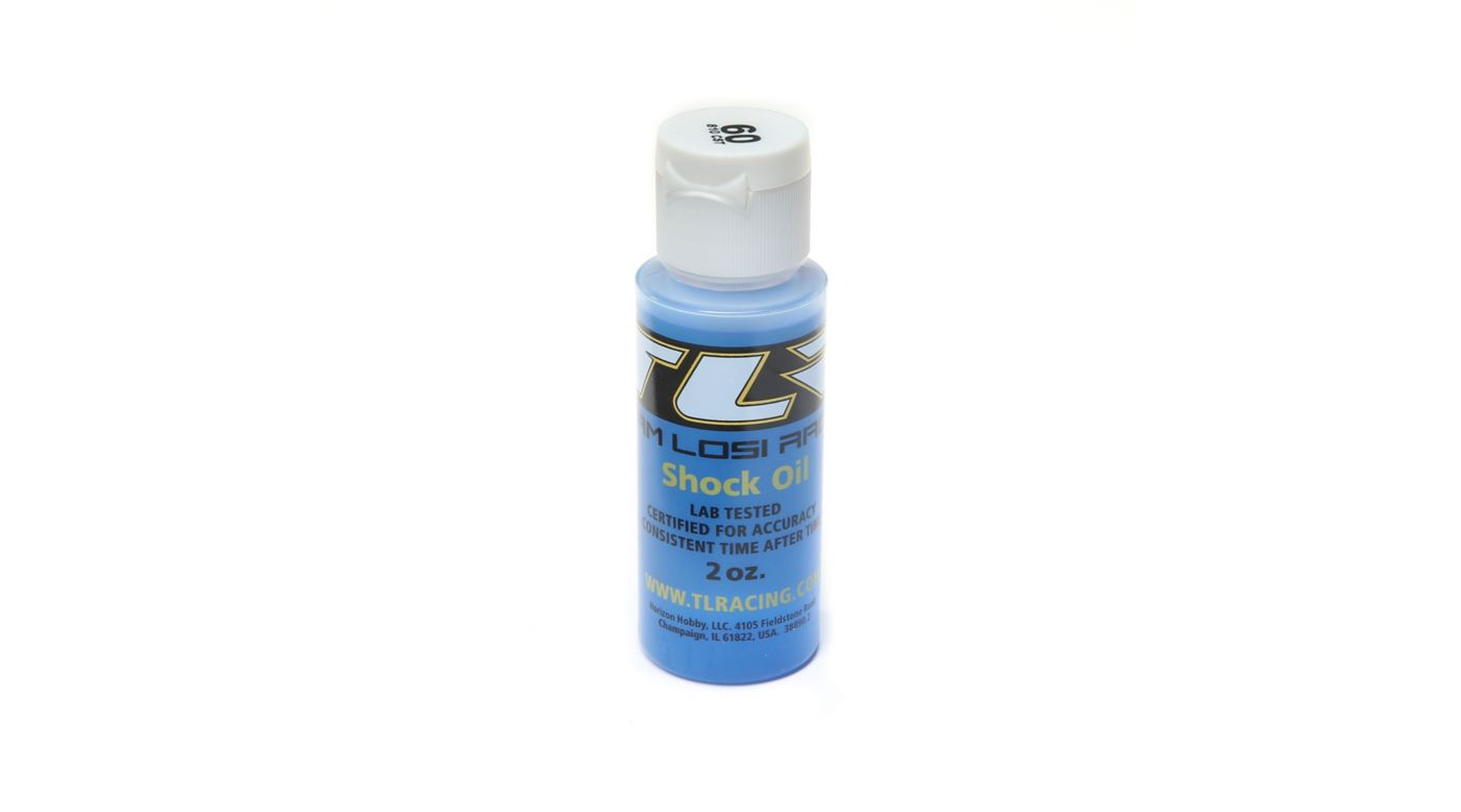 Image for Silicone Shock Oil, 60wt, 2oz from HorizonHobby