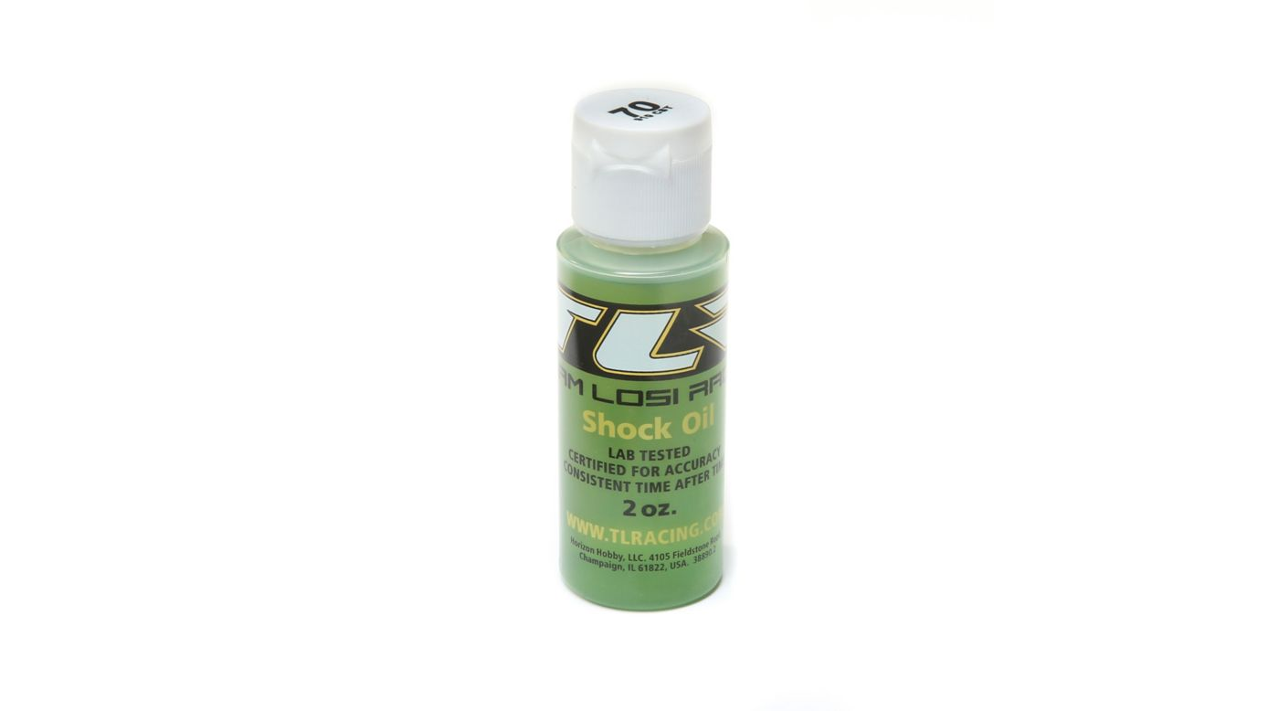 Image for Silicone Shock Oil, 70wt, 2oz from HorizonHobby