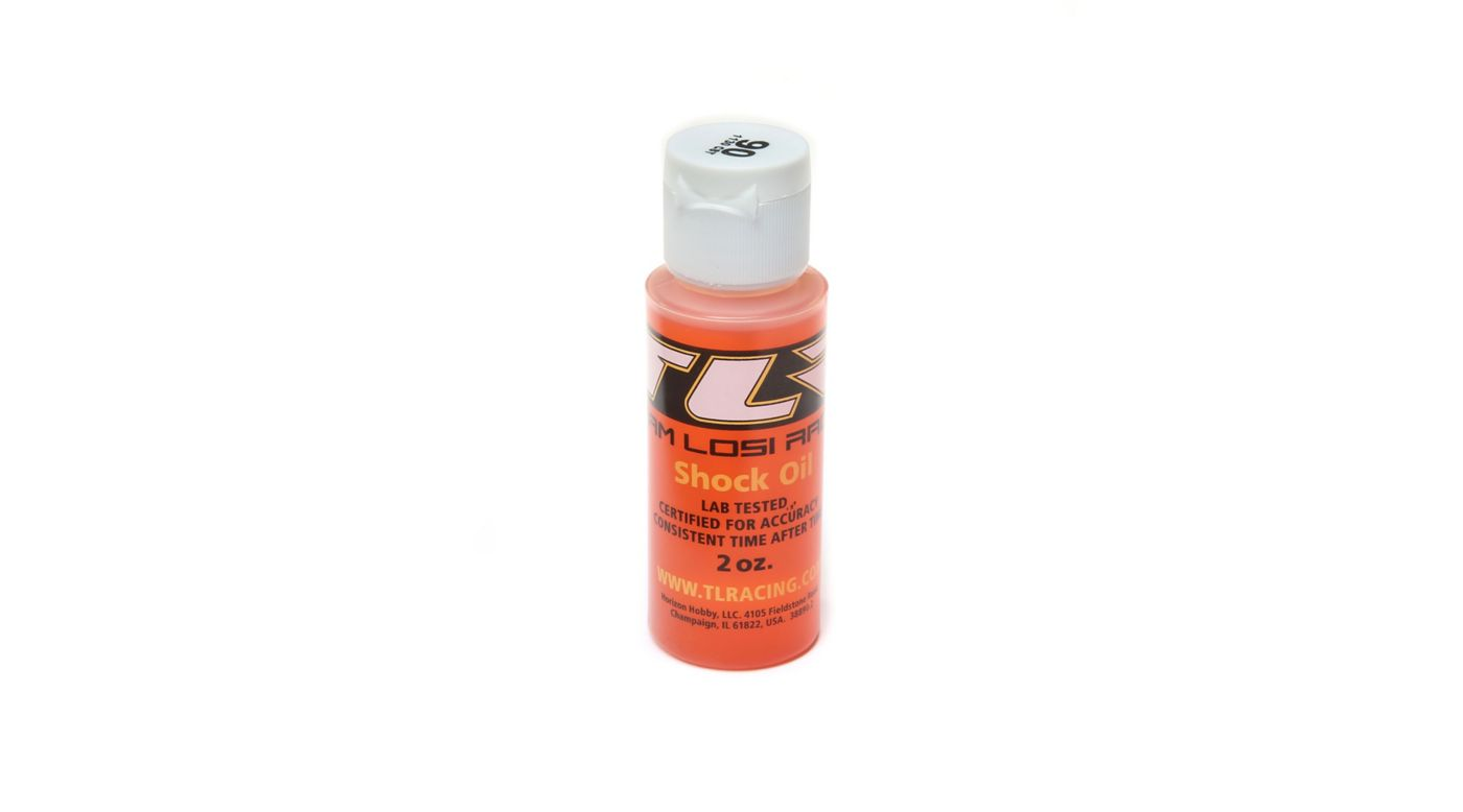 Image for Silicone Shock Oil, 90wt, 2oz from HorizonHobby
