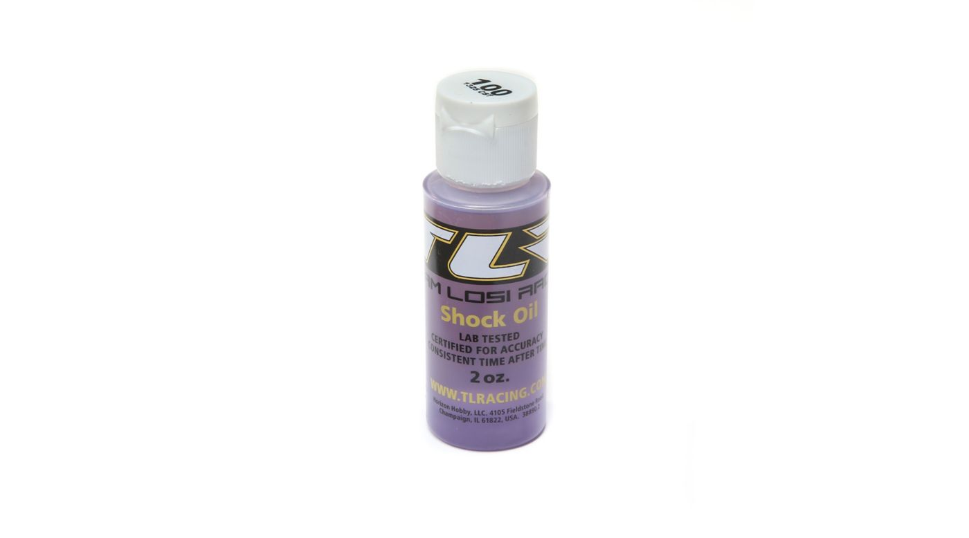 Image for Silicone Shock Oil, 100wt, 2oz from HorizonHobby