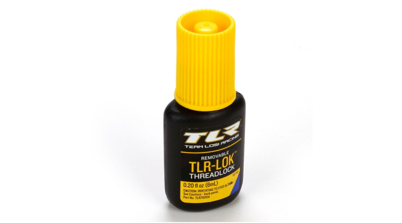 Image for TLR Lok, Threadlock, Blue from HorizonHobby