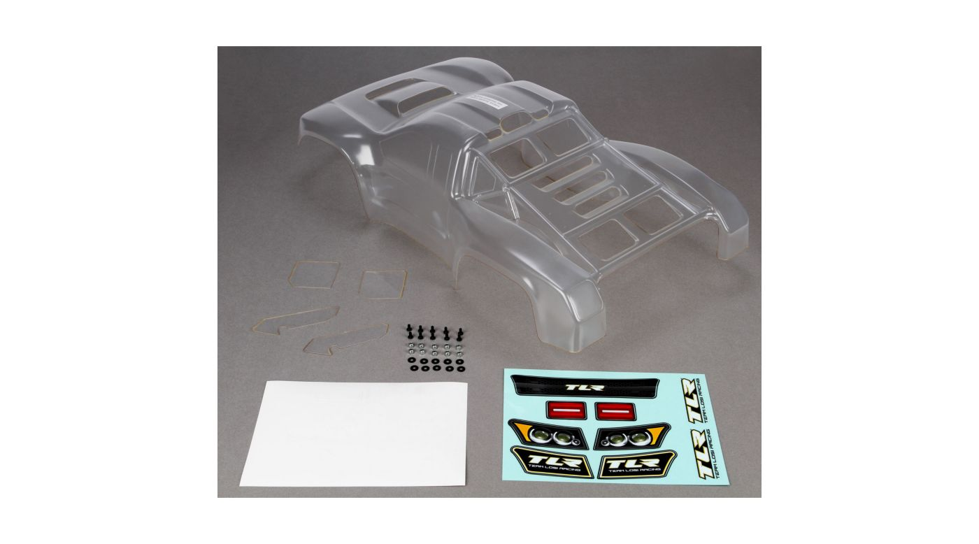 Image for 1/10 Hi Performance Precut Clear Body: 22SCT/2.0/SCTE from HorizonHobby
