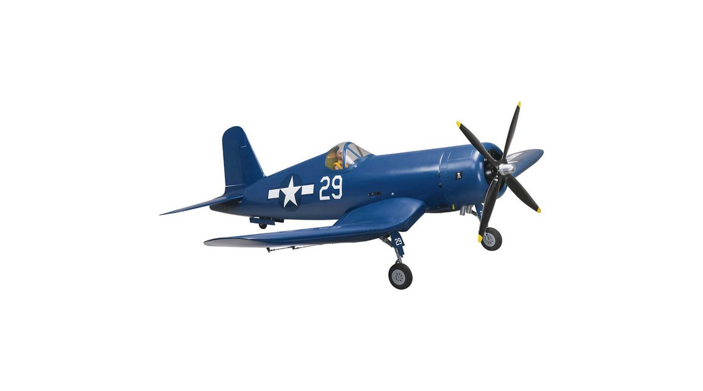 Image for Giant F4U Corsair 50-55cc Gas ARF, 86.5