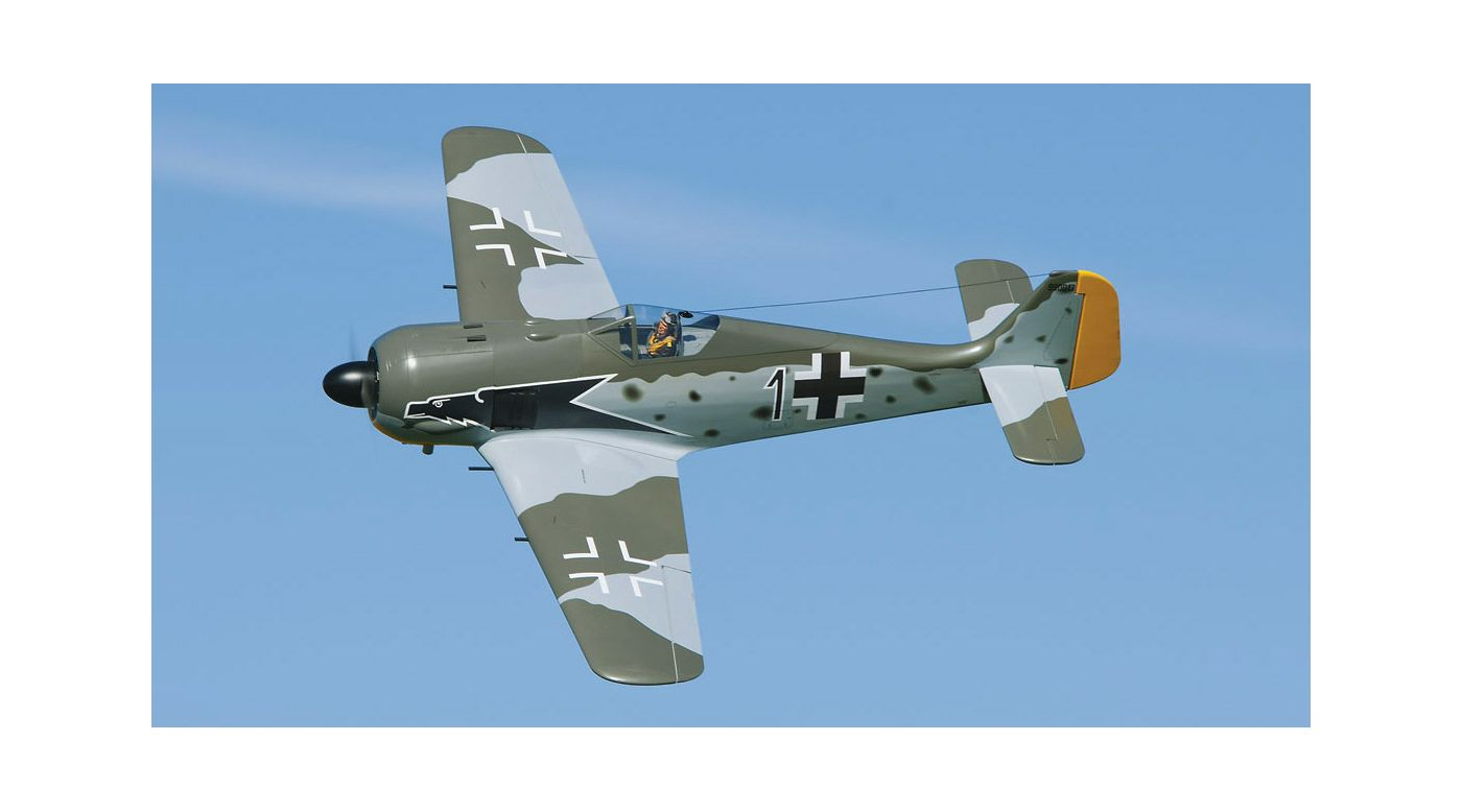Image for Giant Focke-Wulf Fw 190 Gas ARF 50-55cc, 85