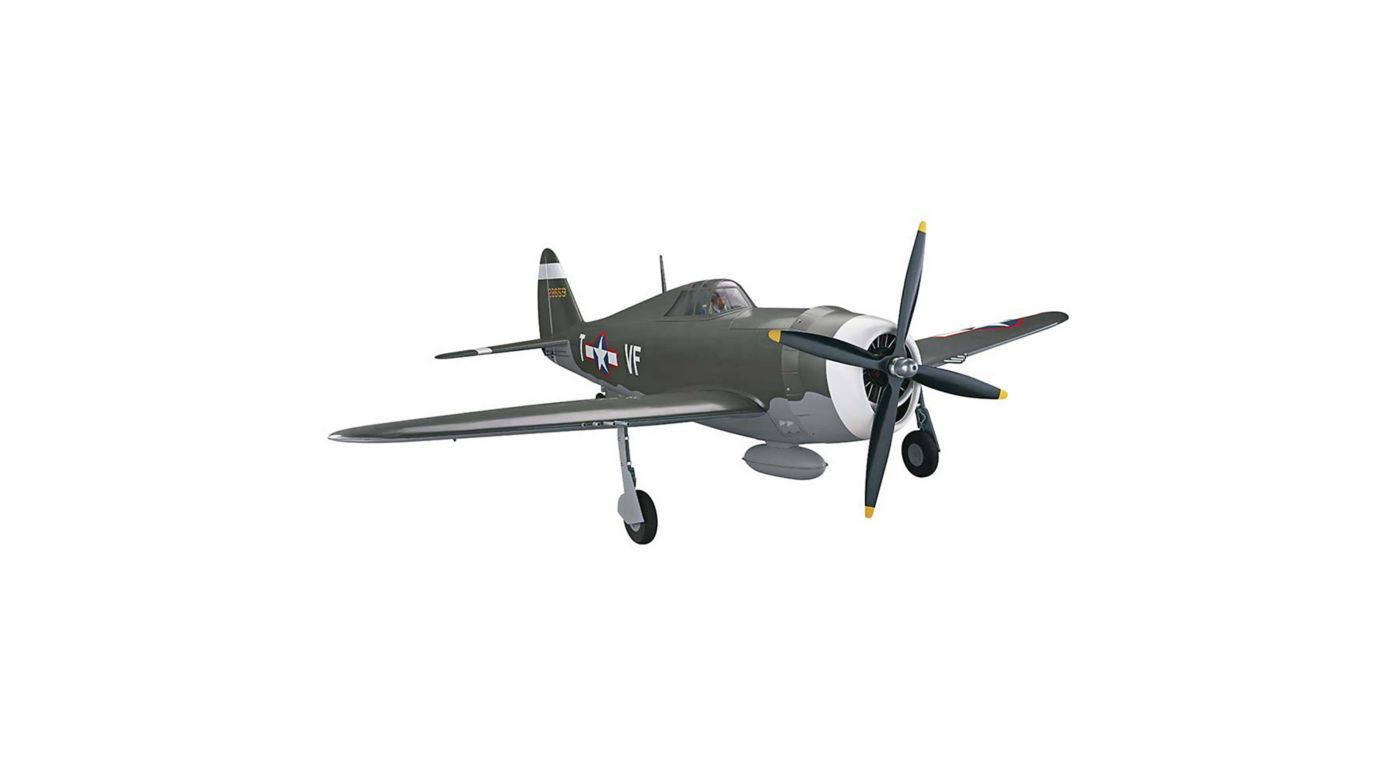 Image for Giant P-47D Razorback 50-61cc Gas/EP ARF, 85