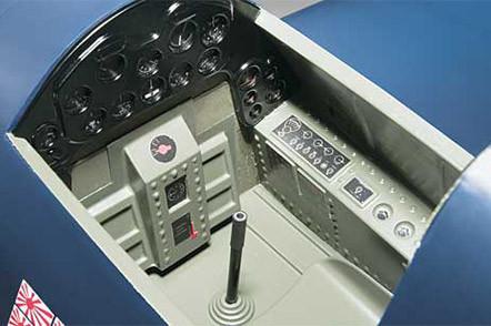 Scale Cockpit