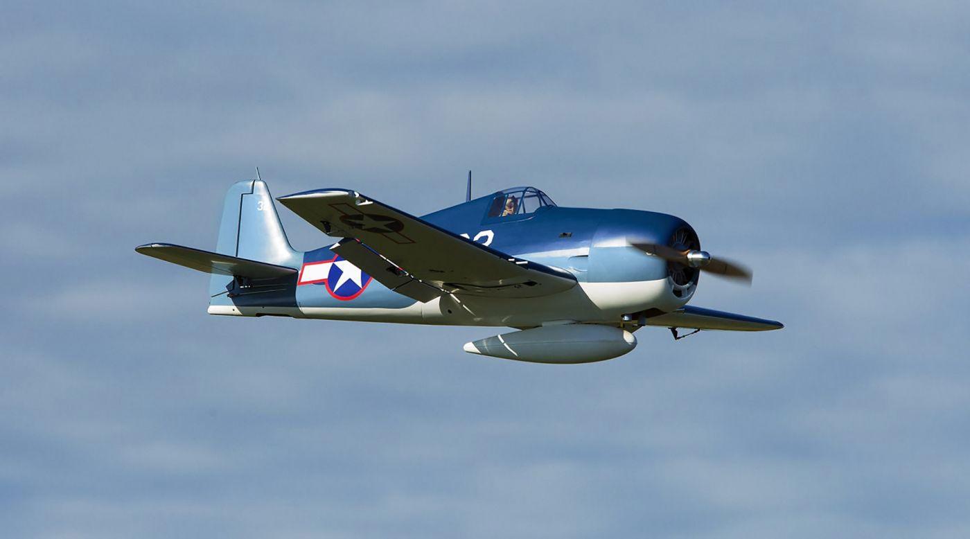 Image for Giant F6F Hellcat 55-61cc GP/EP ARF, 86