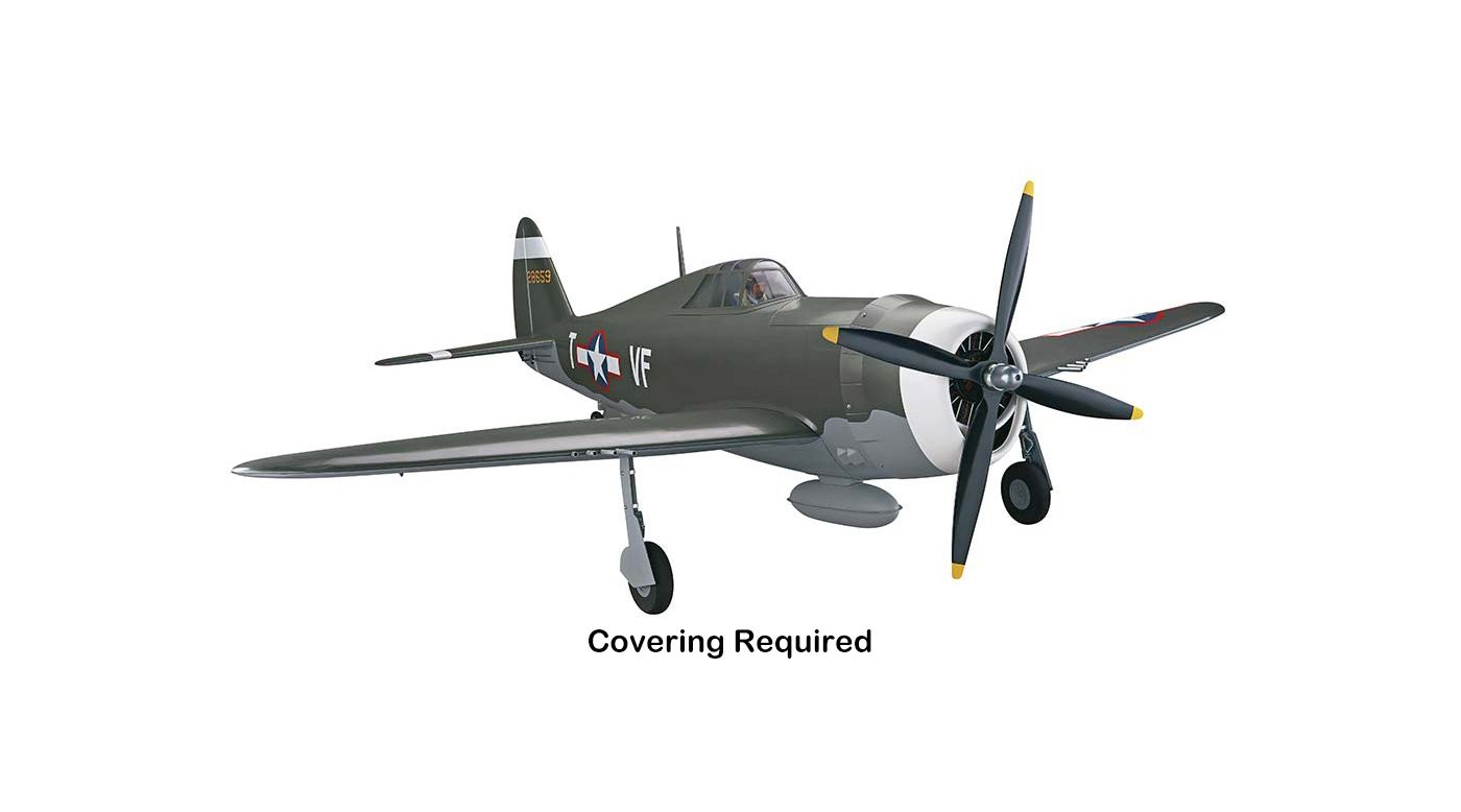 Image for Giant P-47D Razorback RTC 50-61cc, 85