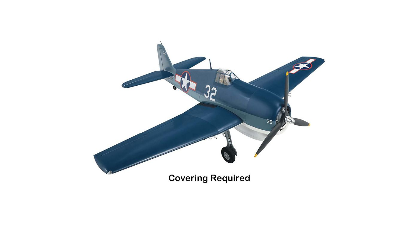 Image for Giant F6F Hellcat RTC 55-61cc, 86