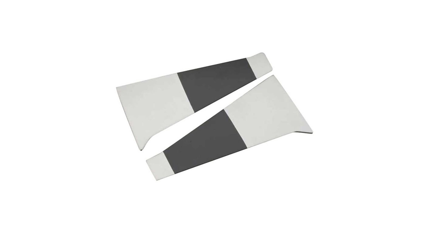 Image for Landing Gear Doors R & L: P-51D 60 Size from HorizonHobby