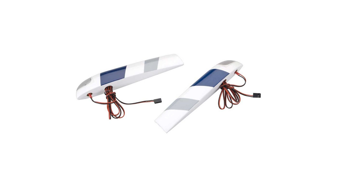 Image for Wing Tip Set Left & Right: Cessna 182 60 Size from HorizonHobby