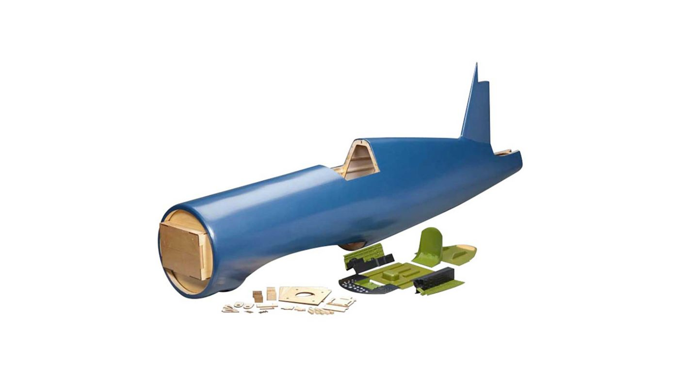 Image for Fuselage Set Giant Corsair from HorizonHobby