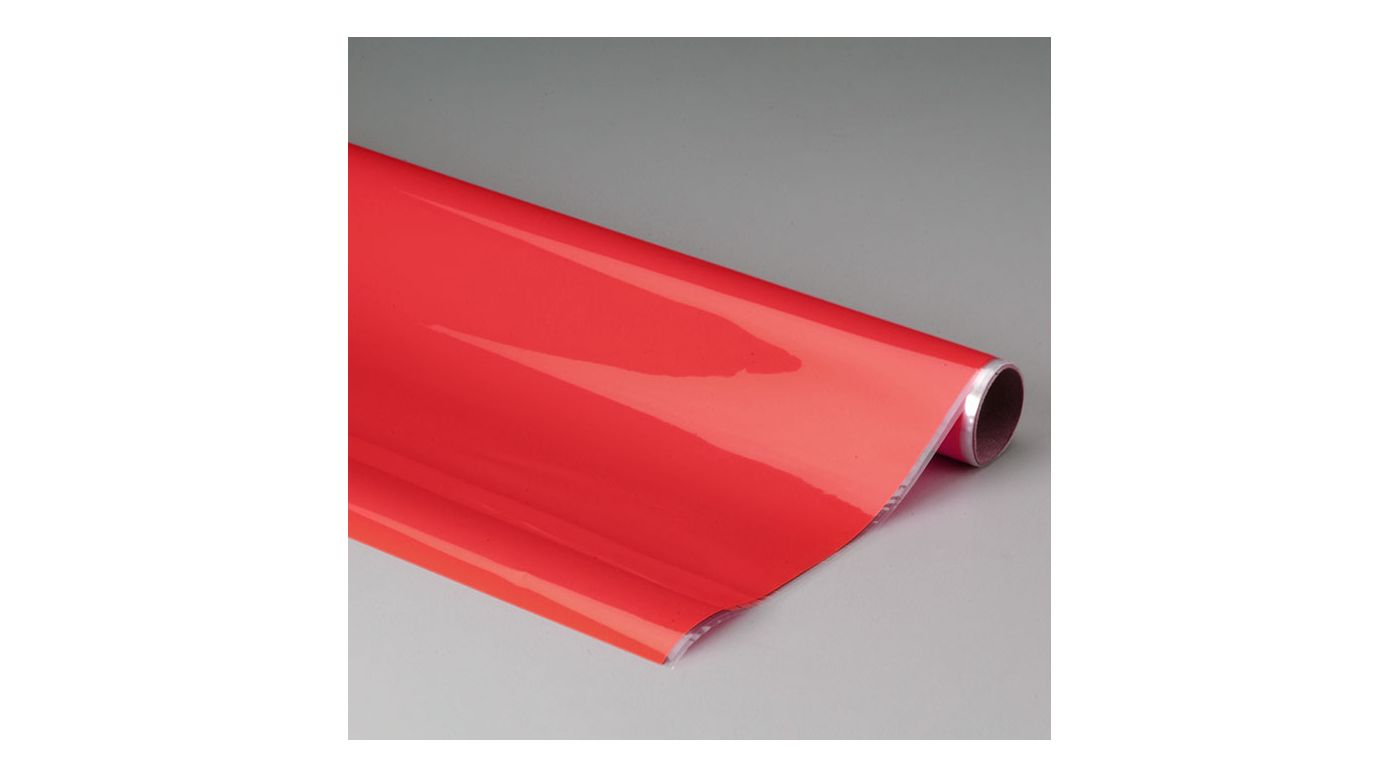 Image for MonoKote Missile Red 6' from HorizonHobby