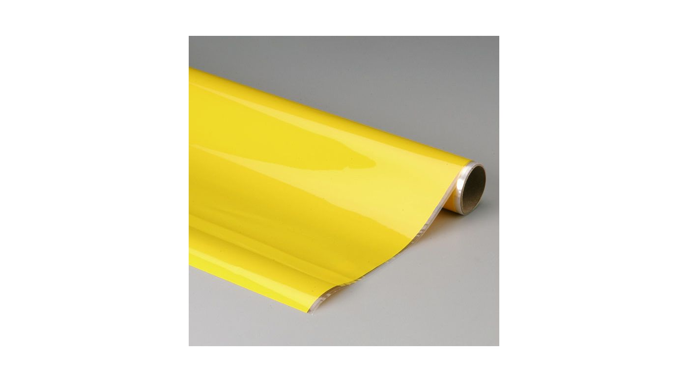 Image for MonoKote Yellow 6' from HorizonHobby