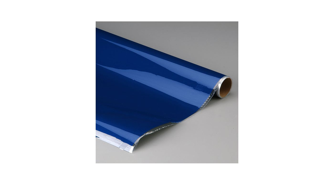 Image for MonoKote Sapphire Blue 6' from HorizonHobby