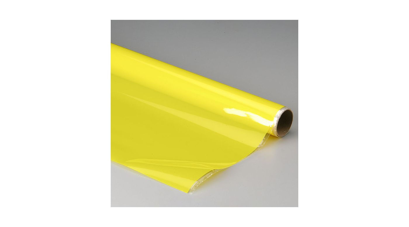 Image for MonoKote Transparent Yellow 6' from HorizonHobby