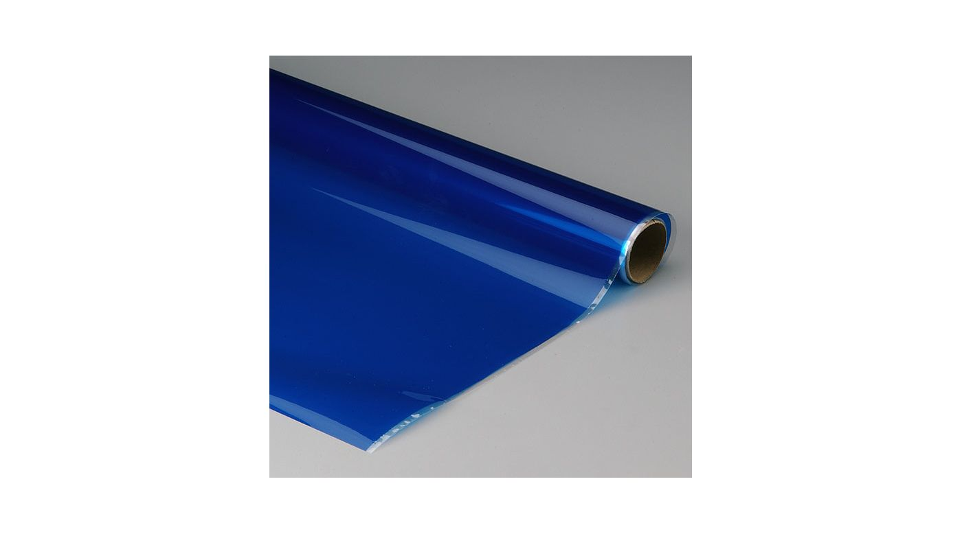 Image for MonoKote Transparent Blue 6' from HorizonHobby