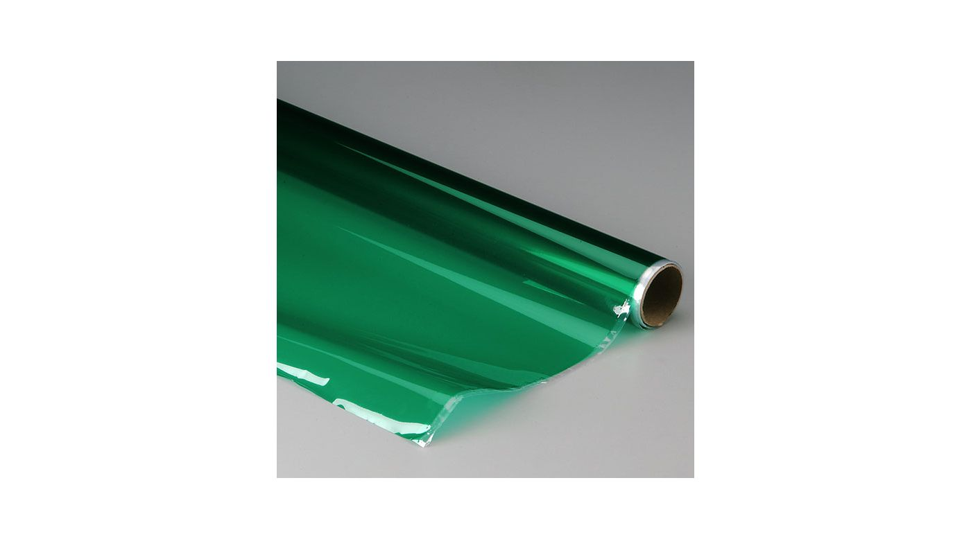 Image for MonoKote Transparent Green 6' from HorizonHobby