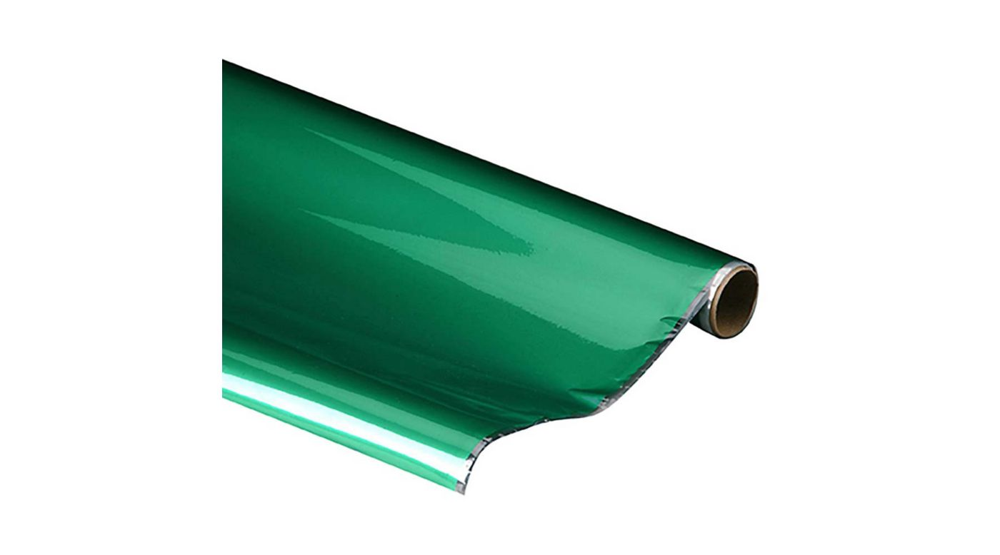 Image for MonoKote Metallic Green 6' from HorizonHobby