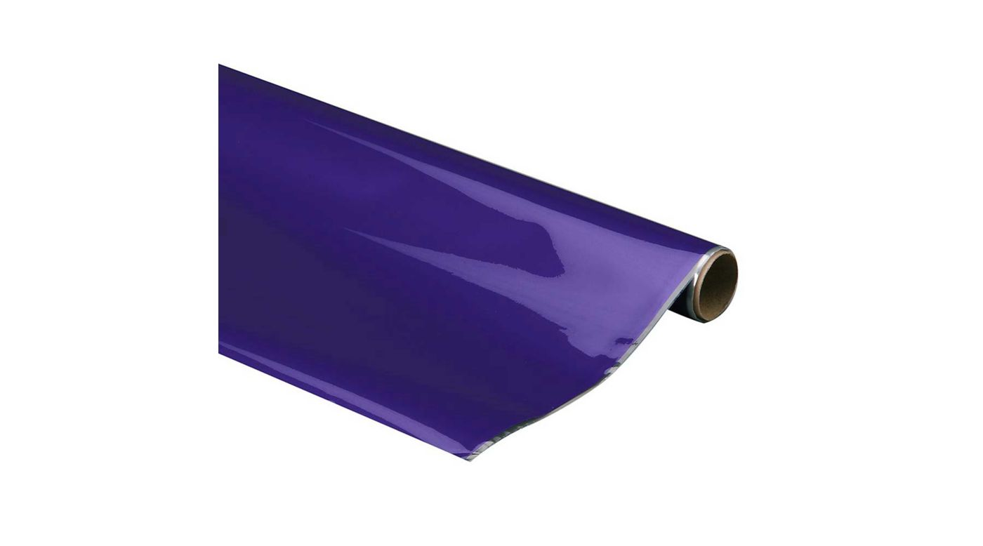 Image for MonoKote Metallic Plum 6' from HorizonHobby