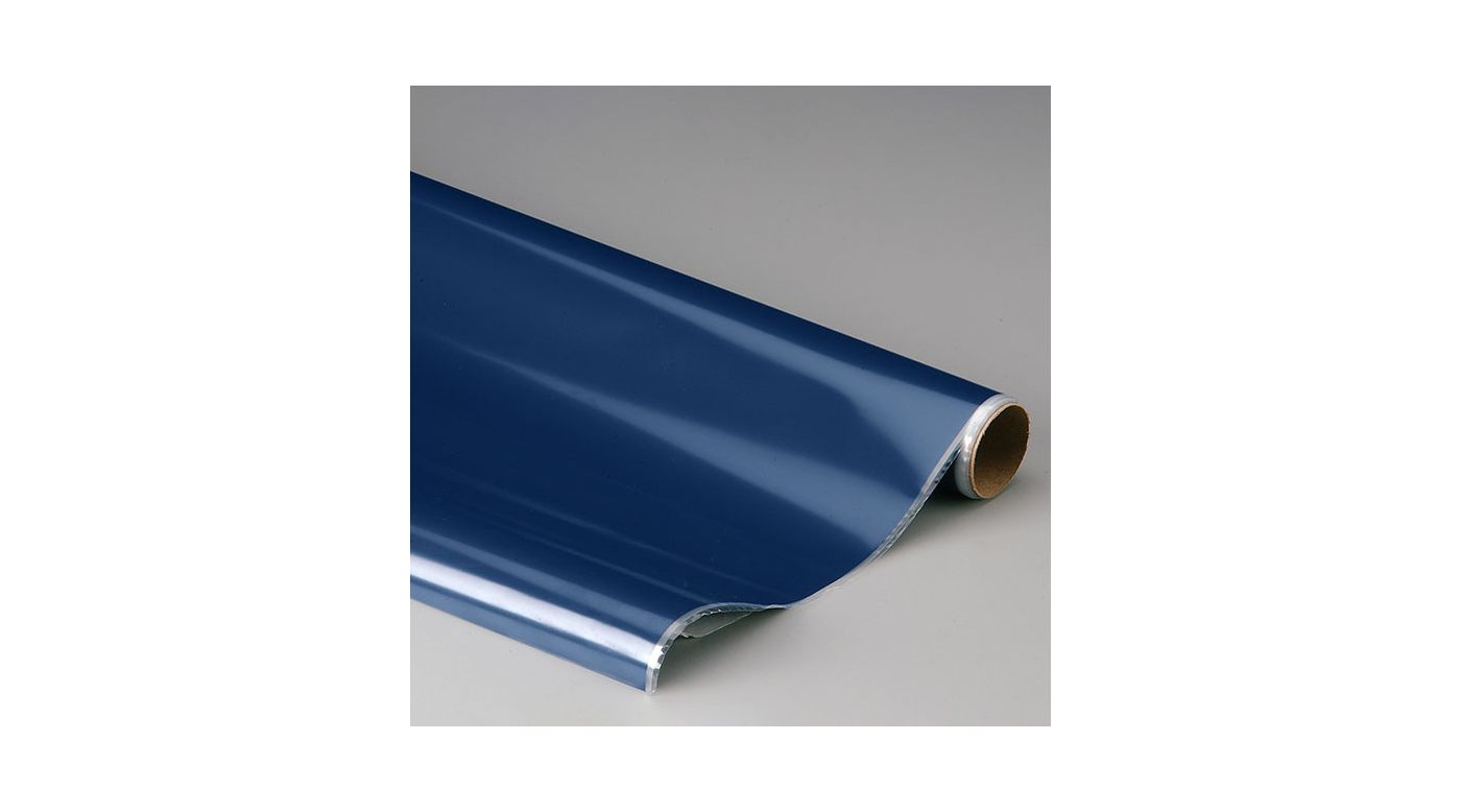 Image for MonoKote Flat Insignia Blue 6' from HorizonHobby