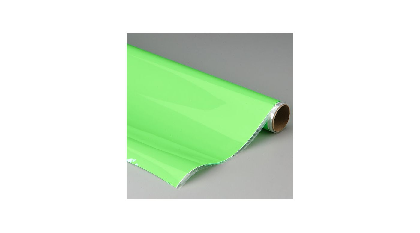 Image for MonoKote Neon Green 6' from HorizonHobby