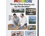 Top Flite - Flite MonoKote Covering Instructional DVD