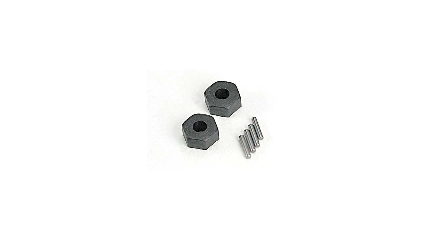 Image for Stub Axle Pin & Collar:B,S,H,E, Jato,SLH from HorizonHobby
