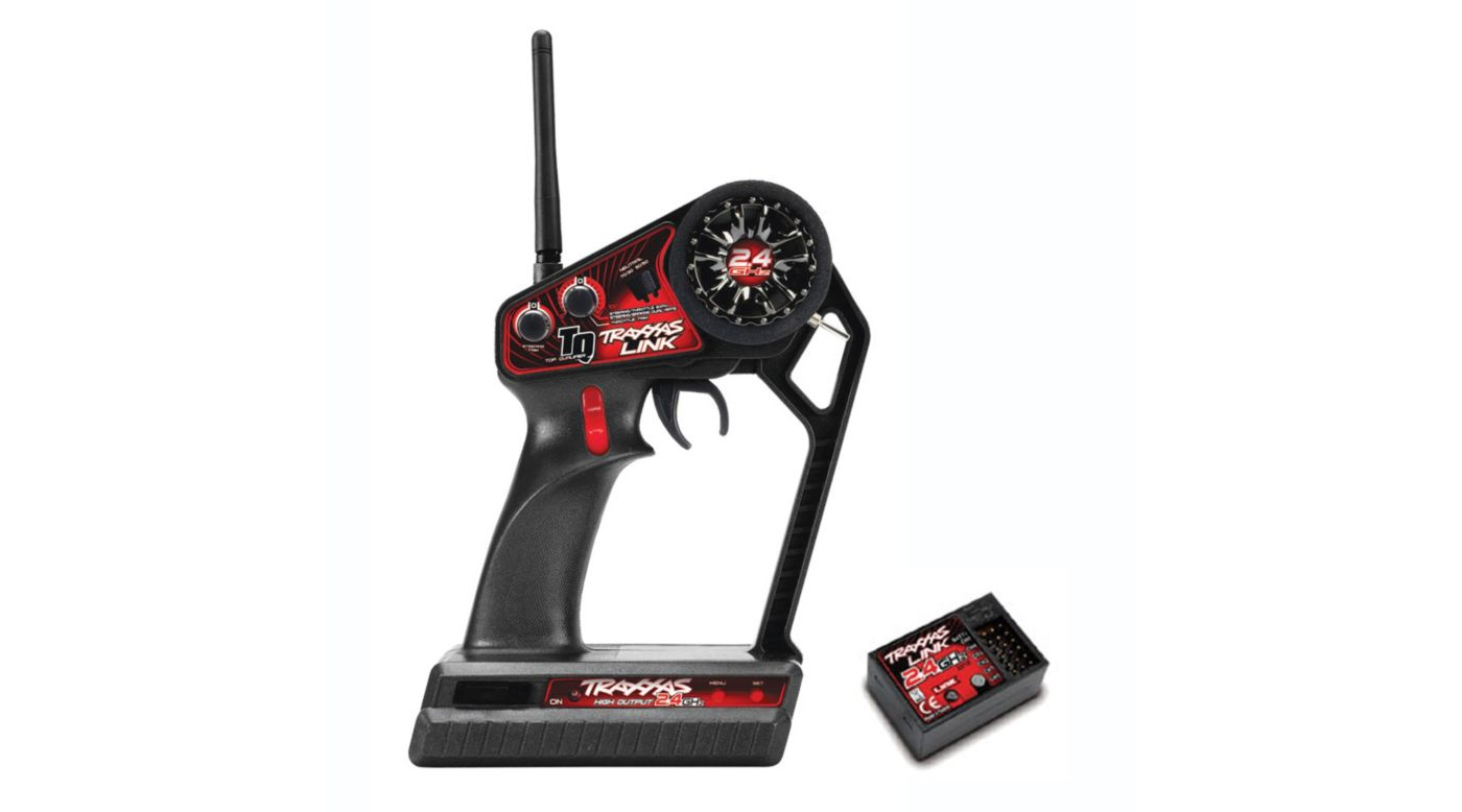 Image for TQ 2.4GHz 4-Ch High Output Radio w/Link from HorizonHobby
