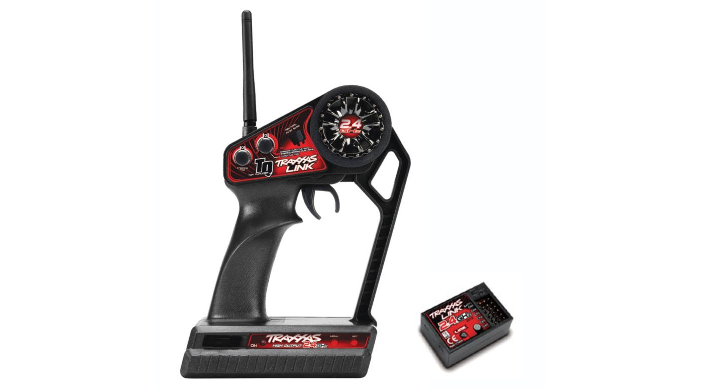 Image for TQ 2.4GHz 2-Ch High Output Radio with Link from HorizonHobby