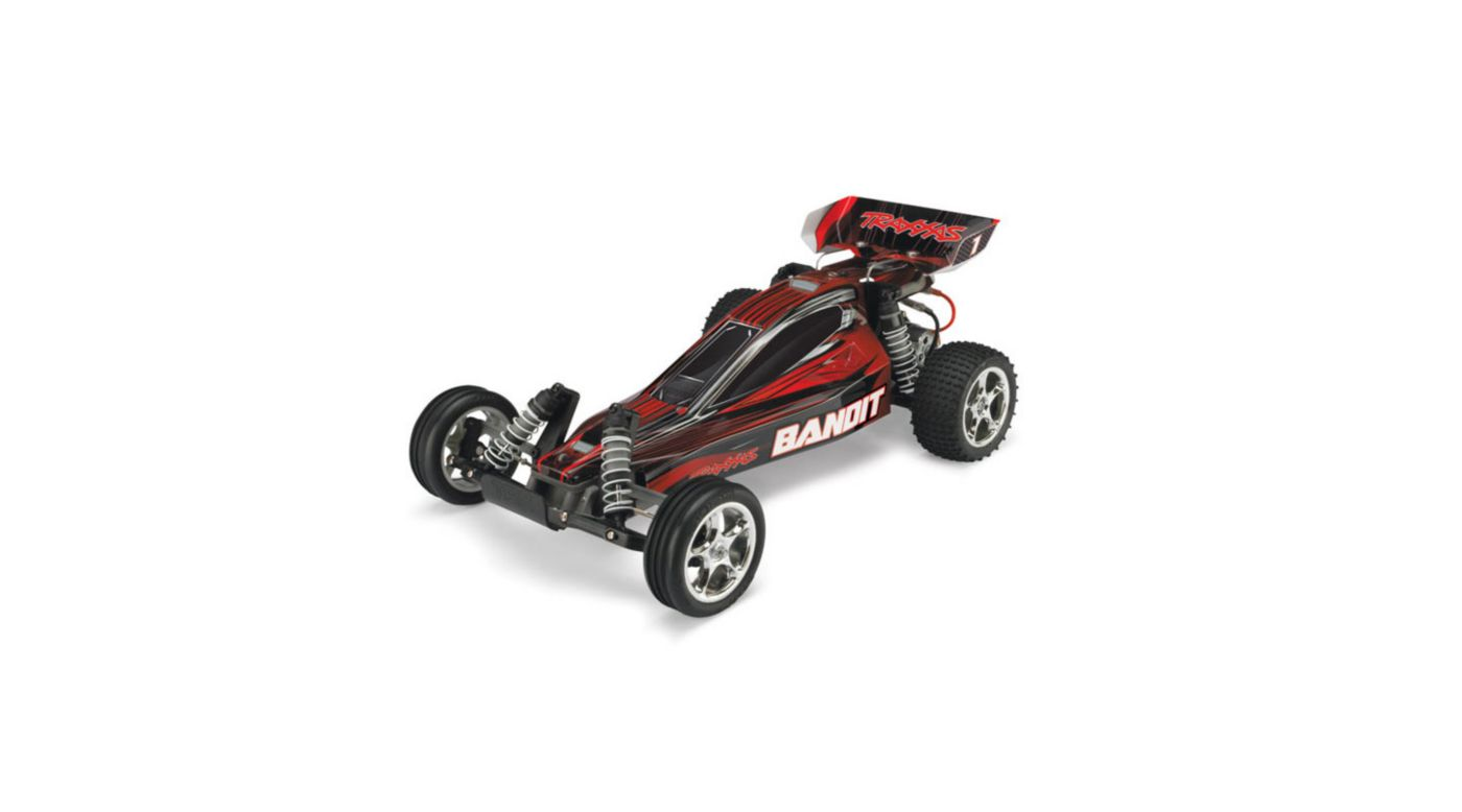 Image for 1/10 Bandit XL-5 2WD Buggy Brushed RTR, Red from HorizonHobby