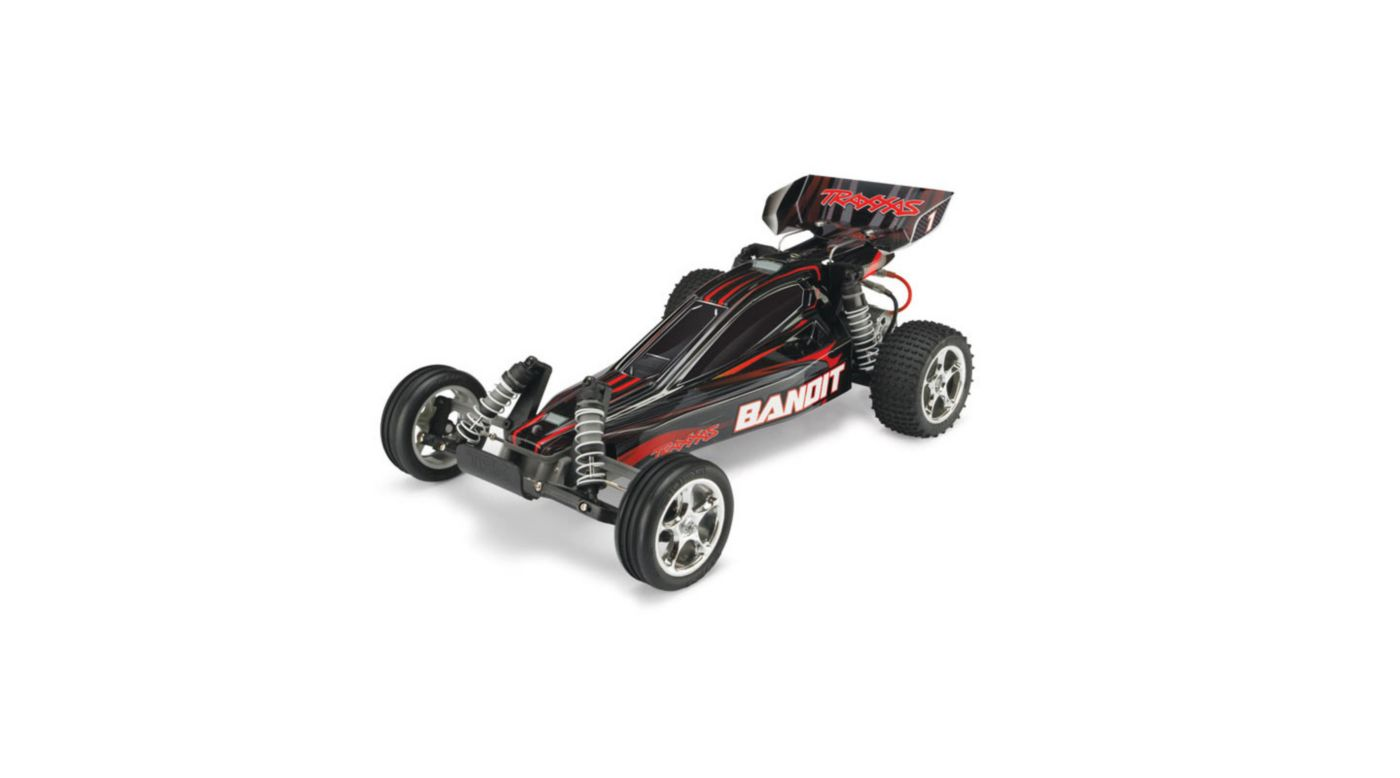 Image for 1/10 Bandit XL-5 2WD Buggy Brushed RTR, Black from HorizonHobby