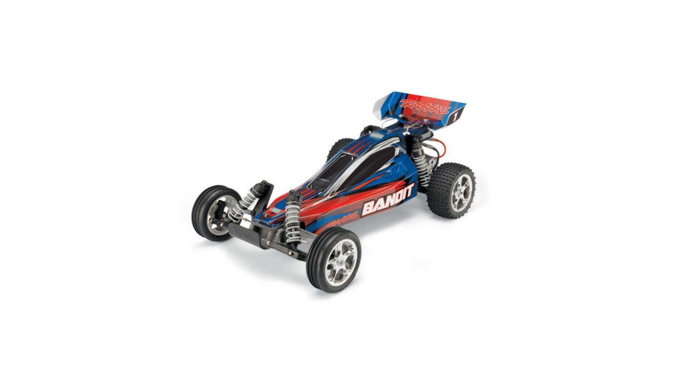 Image for 1/10 Bandit XL-5 2WD Buggy Brushed RTR, Blue from HorizonHobby