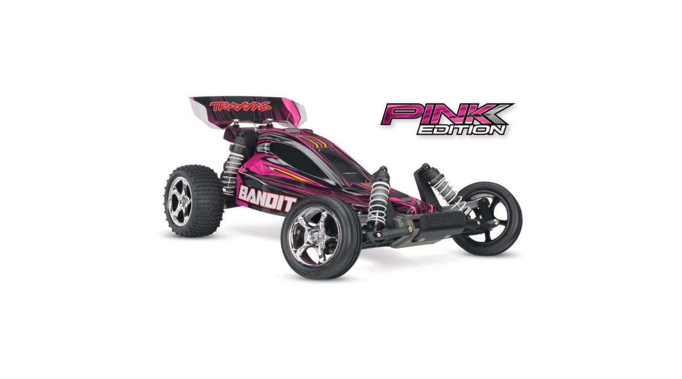 Image for 1/10 Bandit XL-5 2WD Buggy Brushed RTR, Pink Edition from HorizonHobby
