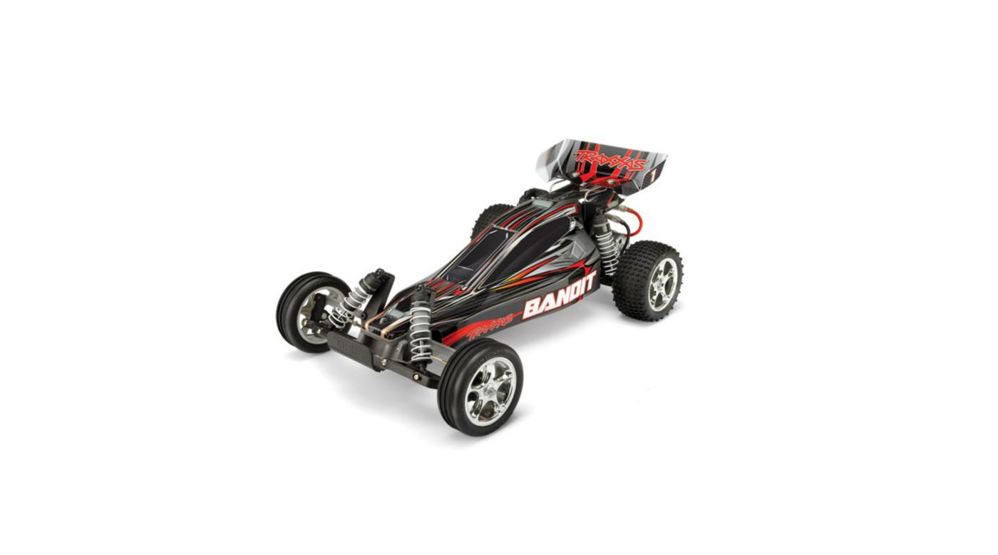 Image for 1/10 Bandit Extreme Buggy, RTR, with TQ 2.4GHz, Silver from HorizonHobby