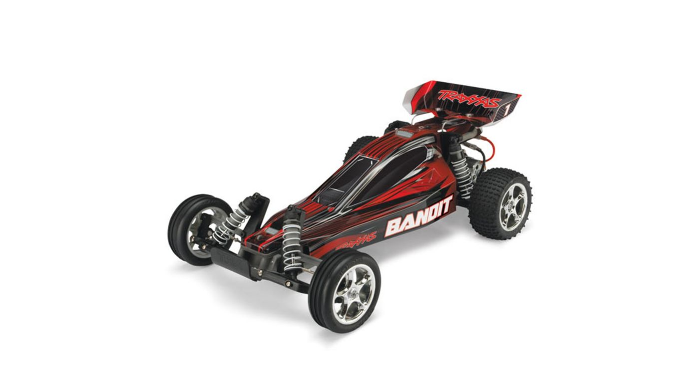 Image for Bandit XL-5 RTR with Battery & Charger: Red from HorizonHobby
