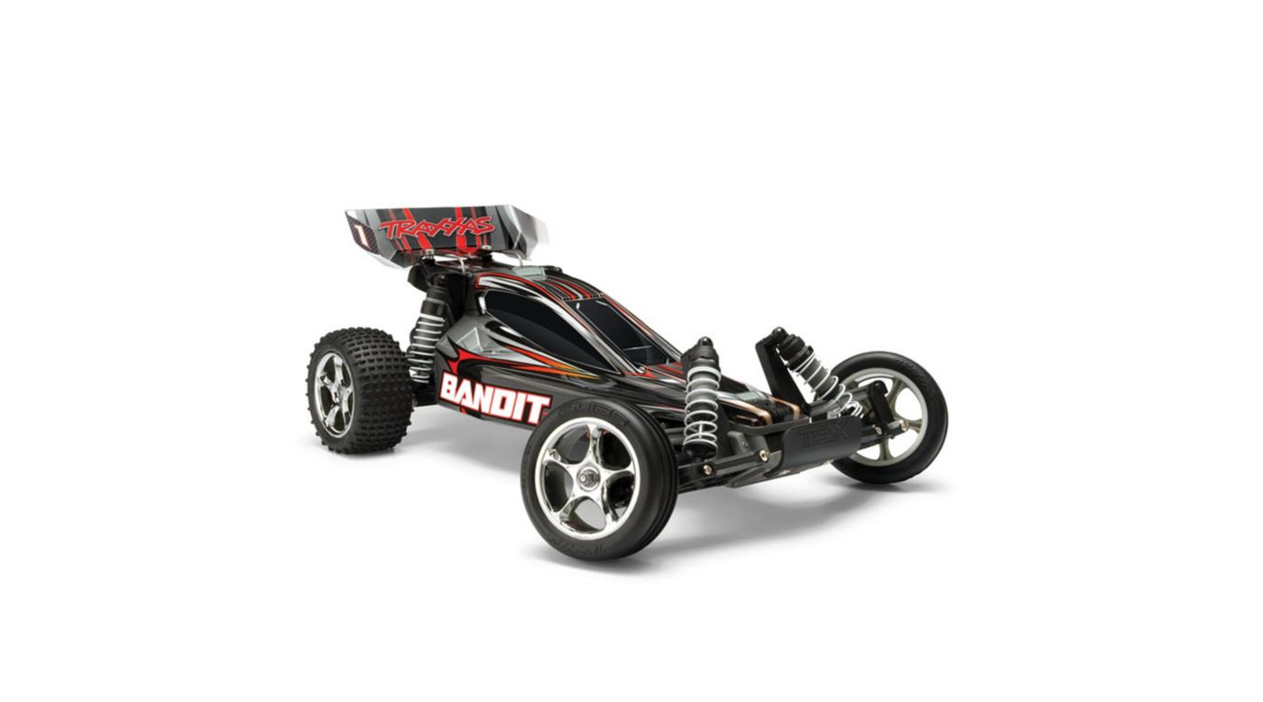 Image for Bandit XL-5 RTR with Battery & Charger: Silver from HorizonHobby