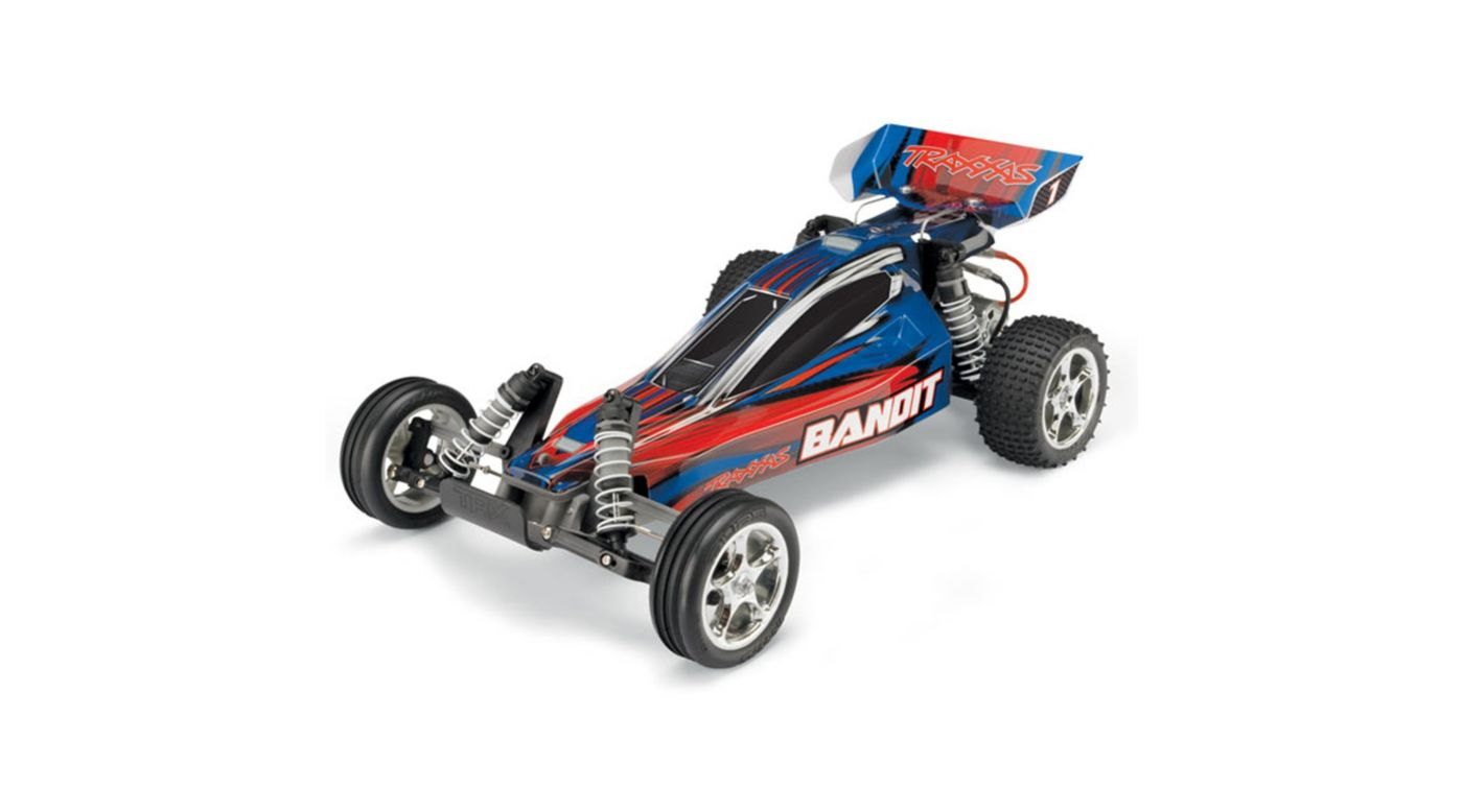 Image for Bandit XL-5 RTR with Battery & Charger: Blue from HorizonHobby