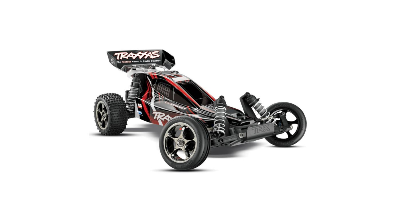 Image for Bandit XL-5 RTR with Battery & Charger: Black/Red (CJ Greaves) from HorizonHobby