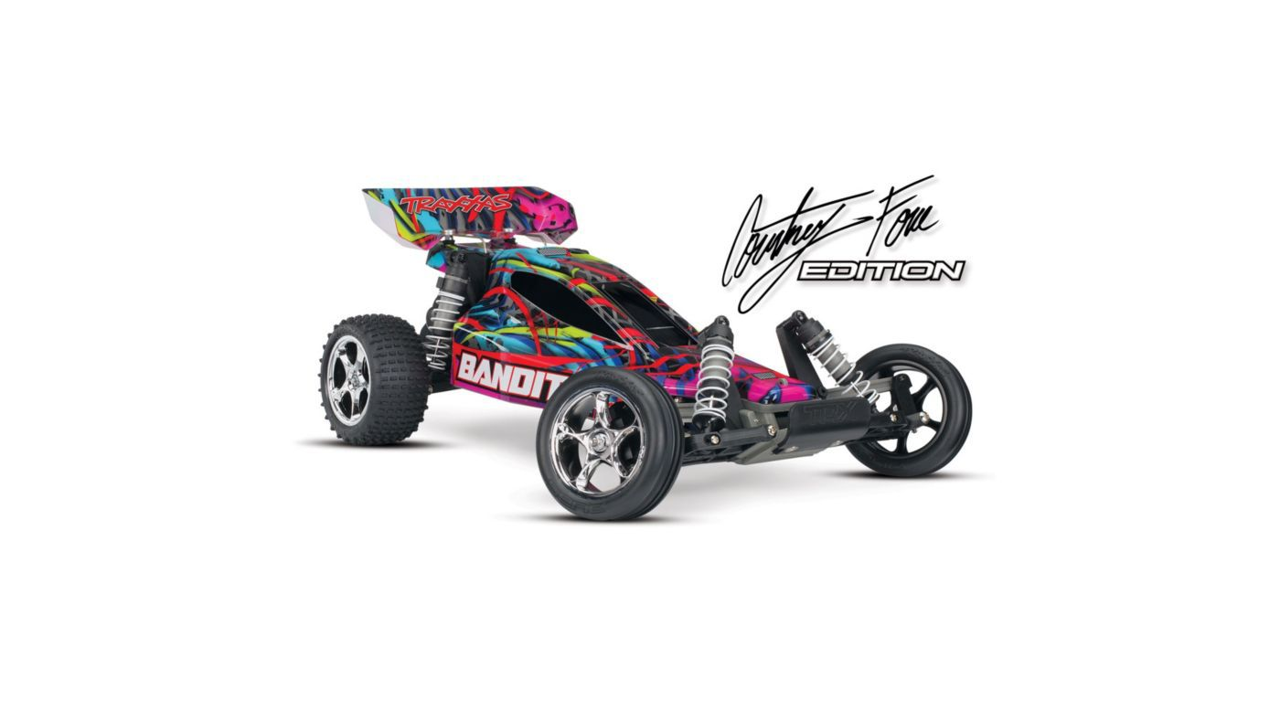 Image for 1/10 Bandit VXL 2WD Buggy Brushless RTR with TSM, Hawaiian Edition from HorizonHobby