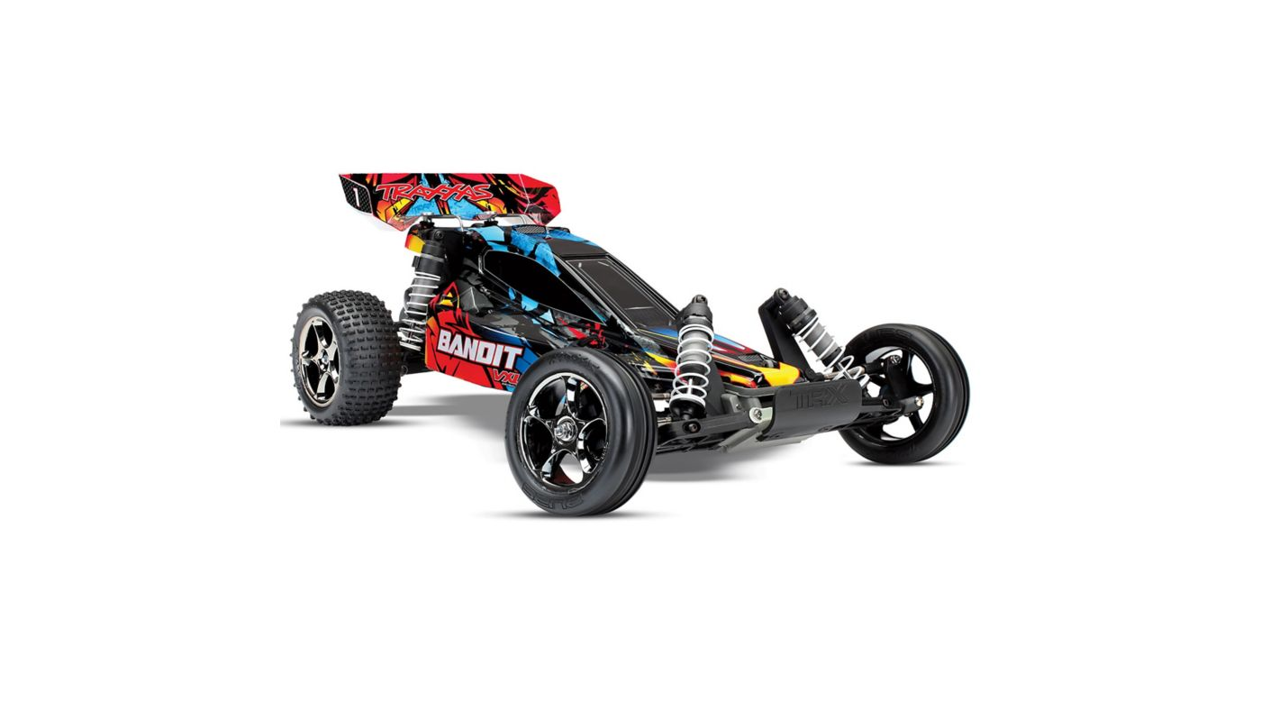 Image for 1/10 Bandit VXL 2WD Buggy Brushless RTR with TSM, Rock and Roll from HorizonHobby