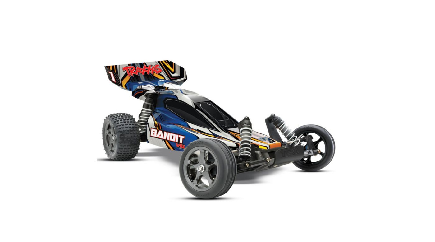 Image for 1/10 Bandit VXL RTR with 2.4GHz Radio, Blue from HorizonHobby