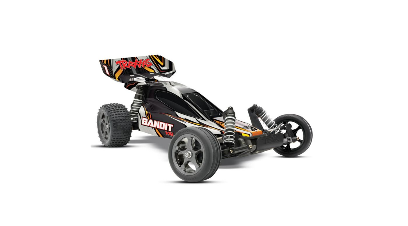 Image for 1/10 Bandit VXL RTR with 2.4GHz Radio, Black from HorizonHobby
